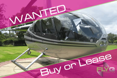 FlyQ | Used Helicopters For Sale | Robinson R22 R44 Raven